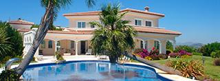 Casas de vacaciones con piscina en espa a for Casas con piscina privada para vacaciones